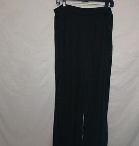 Dress Barn Collection Black Evening Pants Sz 22/24